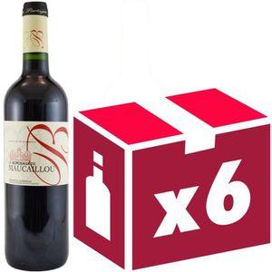 VIN ROUGE Bordeaux de Maucaillou 2013 Bordeaux Supérieur vin