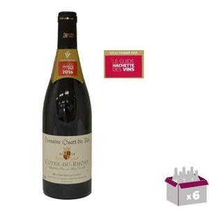 VIN ROUGE Domaine Quart du Roy 2013 - Vin rouge
