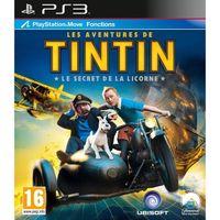 JEU PS3 TINTIN - LE SECRET DE LA LICORNE / Jeu console PS3