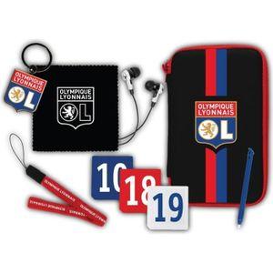 PACK ACCESSOIRE Pack New 3DS XL & 3DS XL Olympique Lyonnais