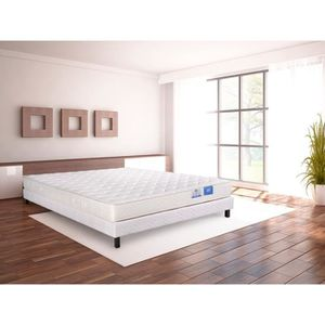 ATOLL Matelas 140x190 cm - Latex - Equilibré - 2 personnes