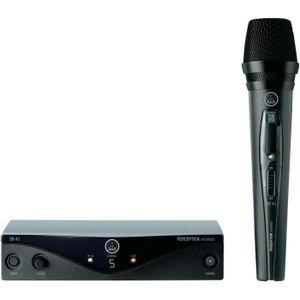 MICROPHONE - ACCESSOIRE Set microphone sans fil + transmetteur AKG PW45