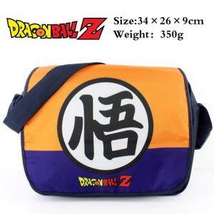 sacoche sac anime dragon ball z polyester sac bandoulir