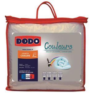 COUETTE DODO Couette chaude 140x200 cm beige