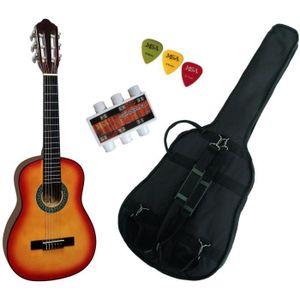 guitare enfant 1 4 pas cher achat vente cdiscount. Black Bedroom Furniture Sets. Home Design Ideas
