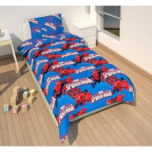 Housse de couette 70x140 spiderman achat vente housse - Housse de couette spiderman pas cher ...