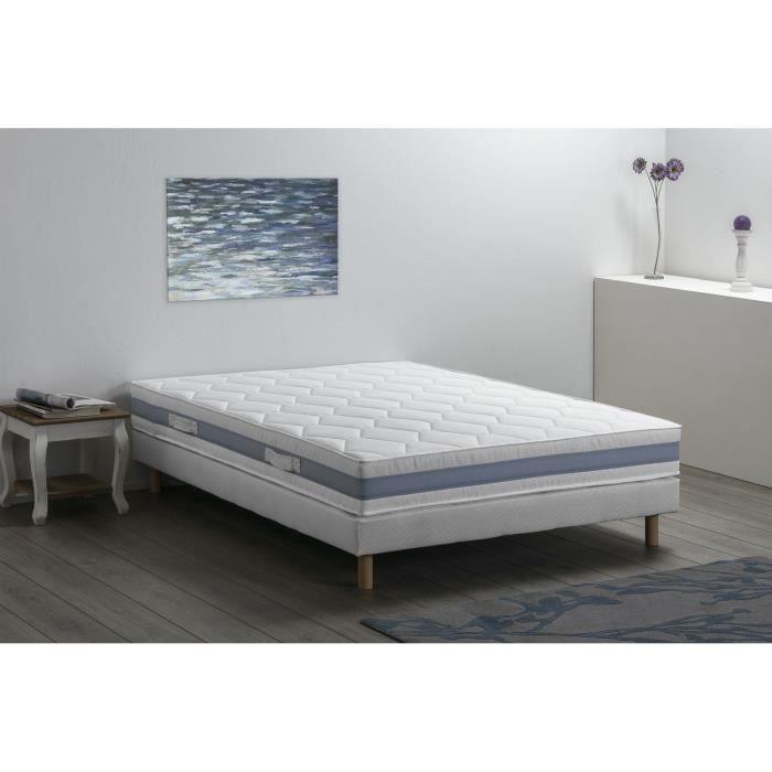 matelas 140x190 haute densit mousse 22cm aurelia achat vente matelas cadeaux de no l. Black Bedroom Furniture Sets. Home Design Ideas