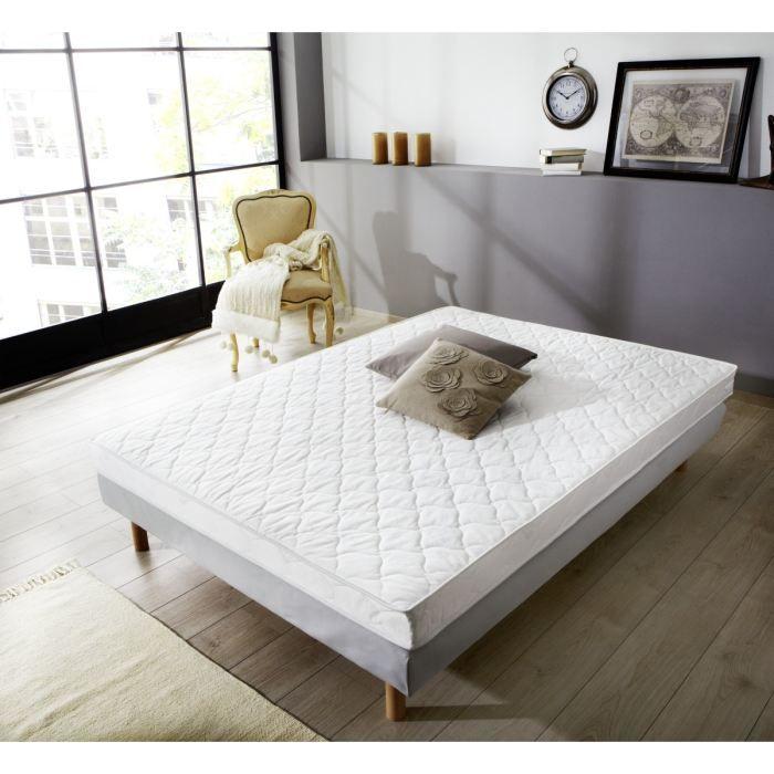 matelas 140x190 mousse 30 kg m3 dormi pur achat vente. Black Bedroom Furniture Sets. Home Design Ideas