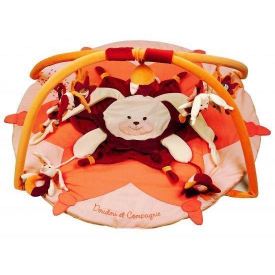 Tapis du0026#39;u00e9veil lapin orange - Achat / Vente tapis u00e9veil - aire bu00e9bu00e9 ...