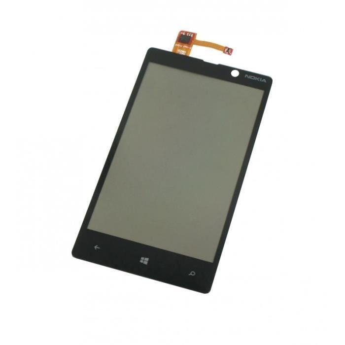 vitre tactile nokia lumia 820 d 39 origine achat pi ce t l phone pas cher avis et meilleur prix. Black Bedroom Furniture Sets. Home Design Ideas