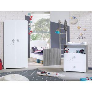 Meubles chambre enfant chambre b b achat vente for Chambre complete adulte paiement 4 fois