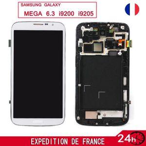 PIÈCE TÉLÉPHONE CADRE + LCD TACTILE ÉCRAN DIGITIZER POUR SAMSUNG G