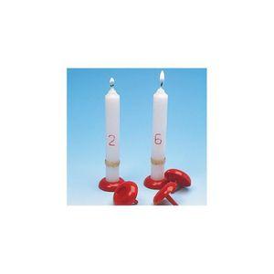 bougie blanche et rouge achat vente bougie blanche et rouge pas cher les soldes sur. Black Bedroom Furniture Sets. Home Design Ideas
