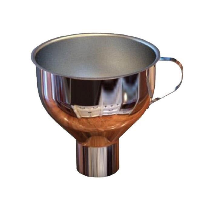ENTONNOIR Entonnoir inox - Diamètre 14 cm