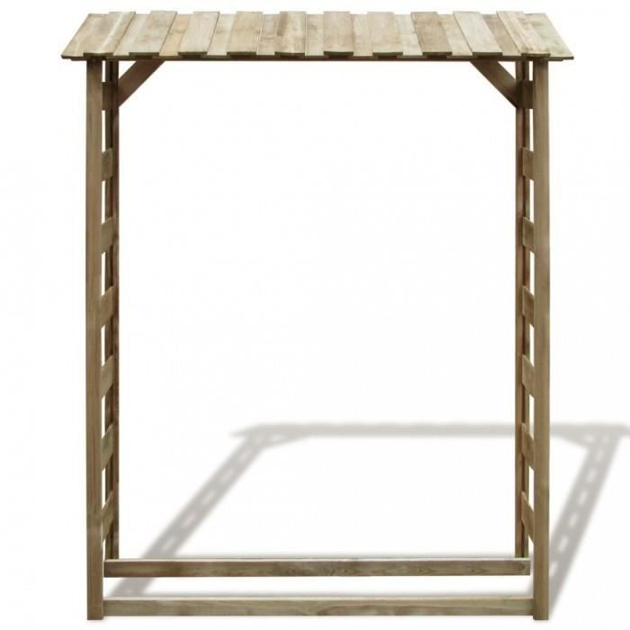 magnifique abri en bois pour bois de chauffage achat vente abri jardin chalet magnifique. Black Bedroom Furniture Sets. Home Design Ideas