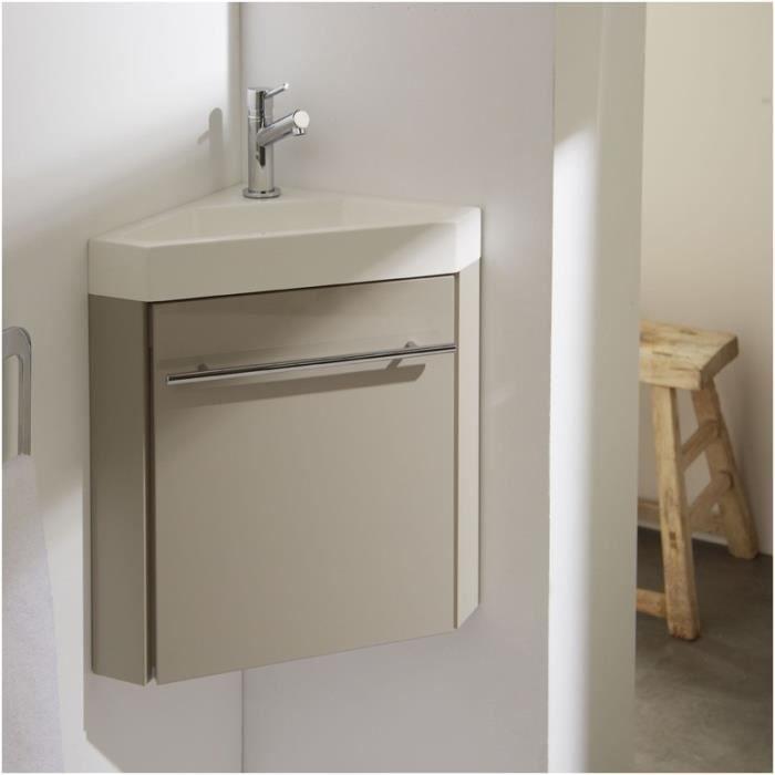 Kit lave mains d 39 angle daim achat vente salle de bain for Lave mains meuble