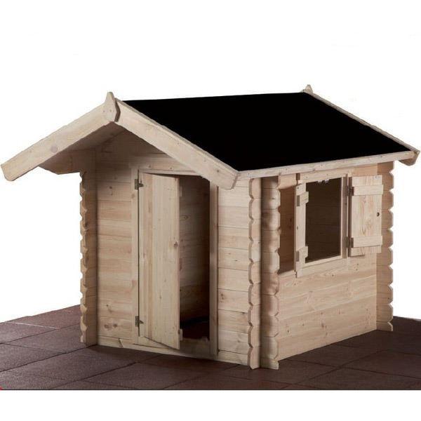 Cabane de jeu pour enfant ashley park maisonnet achat for Cabane minnie