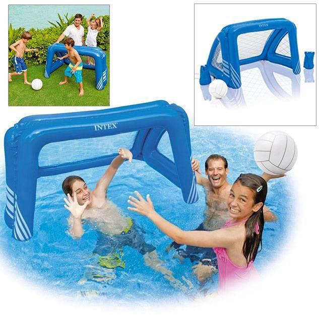 Cage water polo ballon de for Dimension piscine olympique