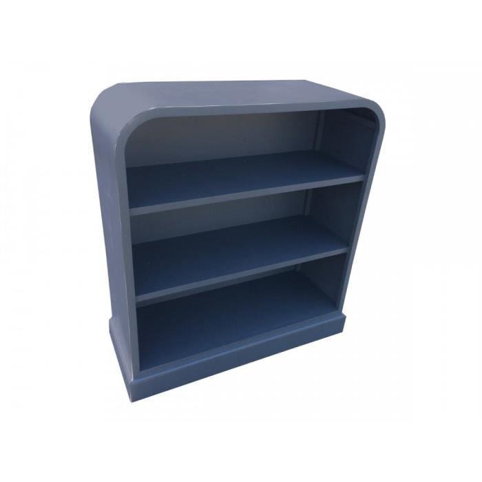 bibliotheque basse gedeon achat vente biblioth que. Black Bedroom Furniture Sets. Home Design Ideas