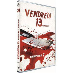 DVD FILM DVD Vendredi 13 - Chapître 7 - Nouveau défi