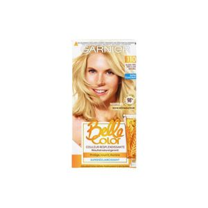 coloration garnier coloration belle color 110 blond trs - Belle Color Blond Cendr