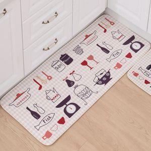 Tapis cuisine antiderapant lavable achat vente tapis cuisine antiderapant lavable pas cher - Cuisine 3m de long ...