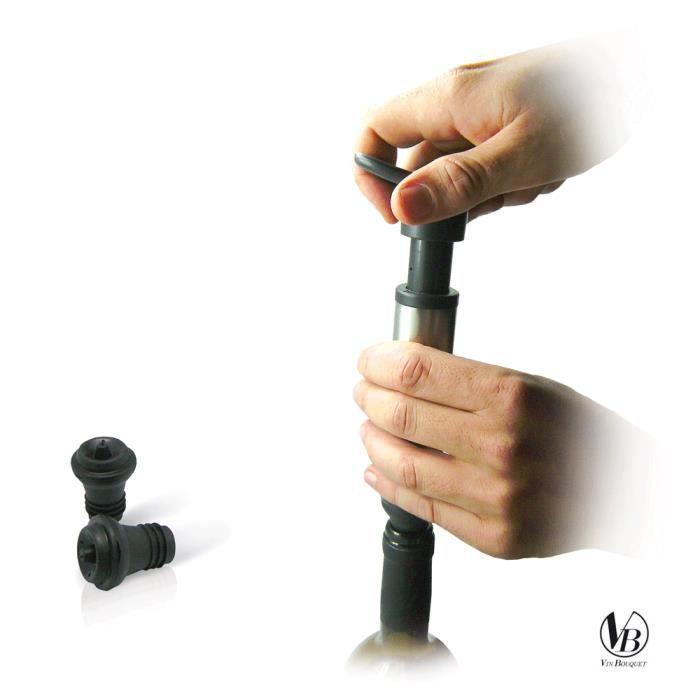 vinbouquet pompe vide achat vente pompe conservation vin vinbouquet pompe vide. Black Bedroom Furniture Sets. Home Design Ideas