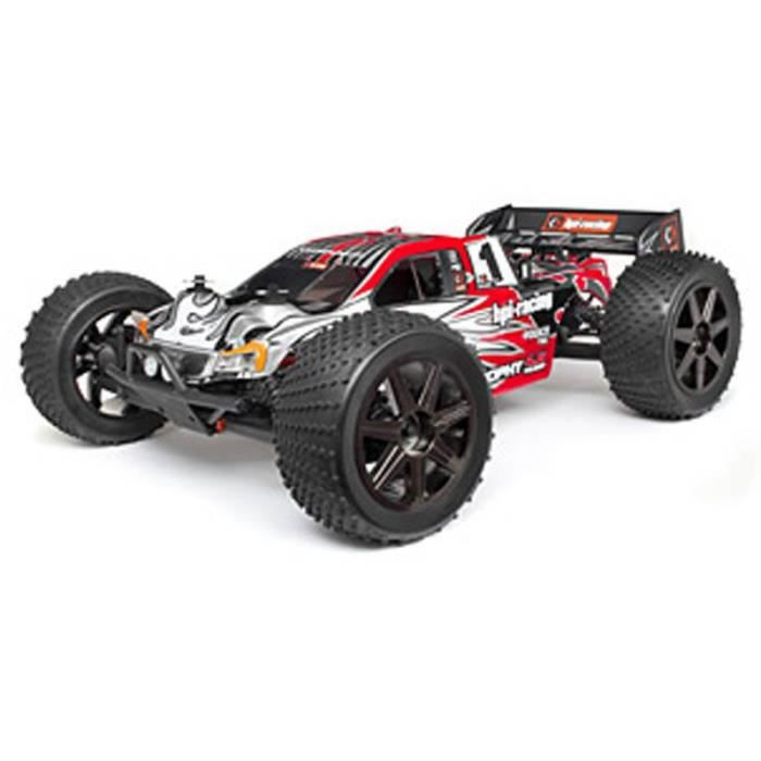 voiture thermique radiocommand e hpi racing trophy truggy 4 6 2 4 ghz rtr achat vente drone. Black Bedroom Furniture Sets. Home Design Ideas