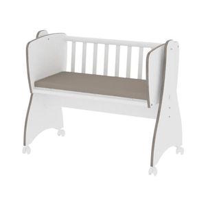 Berceau bebe blanc achat vente berceau bebe blanc pas cher cdiscount - Berceau bebe evolutif ...
