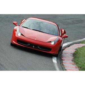 Piloter Ferrari F458 4 tours de circuit Le Luc