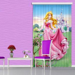 rideau princesse disney achat vente rideau princesse disney pas cher cdiscount