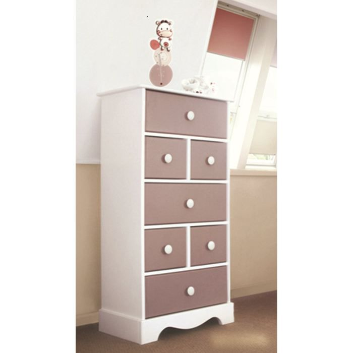 Semainier chambre b b calinours achat vente armoire commode semainier - Commode bebe cdiscount ...