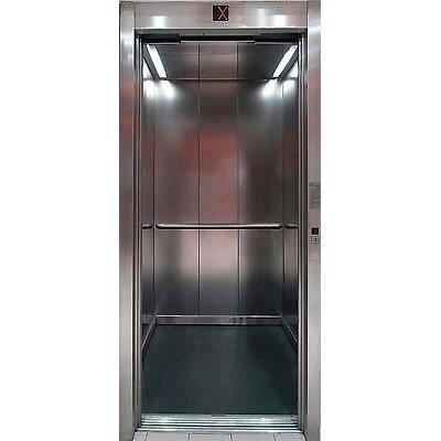 Affiche poster porte d co trompe l oeil ascenseur r f pa03 for Ascenseur de maison prix