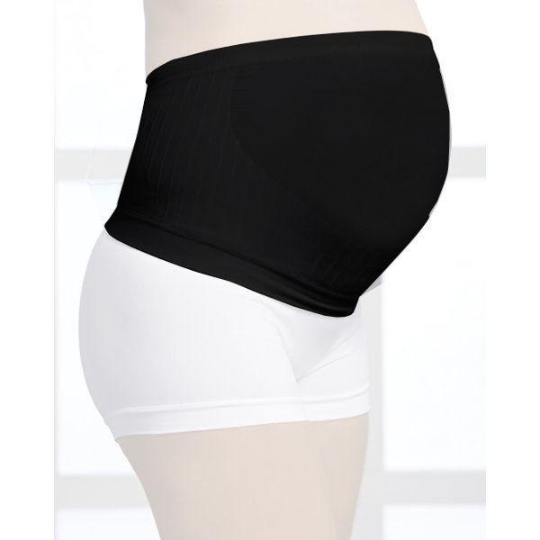 ceinture de grossesse large noir achat vente ceinture ventre ceinture de grossesse lar. Black Bedroom Furniture Sets. Home Design Ideas