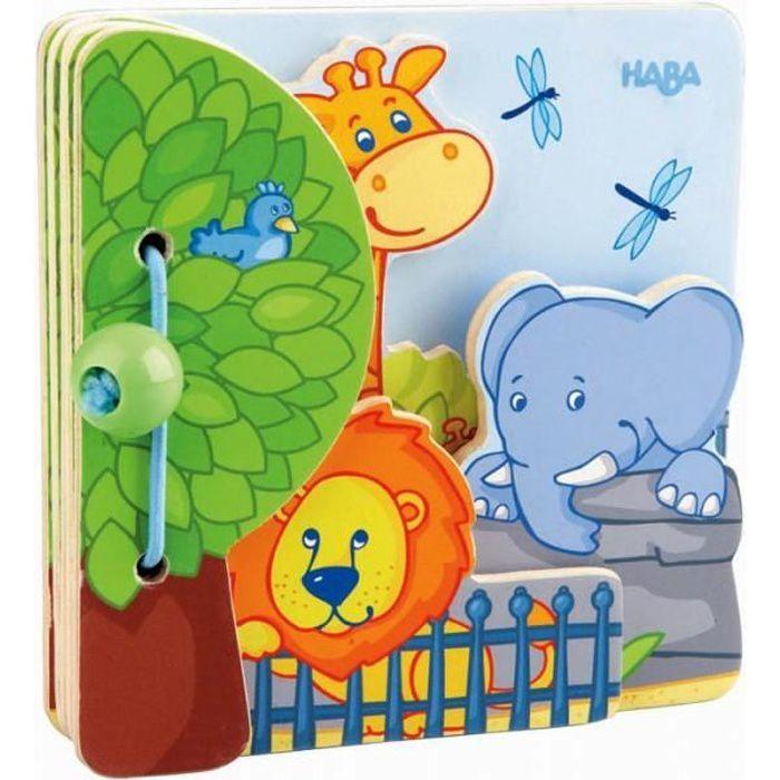 livre pour b b en bois les amis du zoo achat vente livre d 39 veil cdiscount. Black Bedroom Furniture Sets. Home Design Ideas