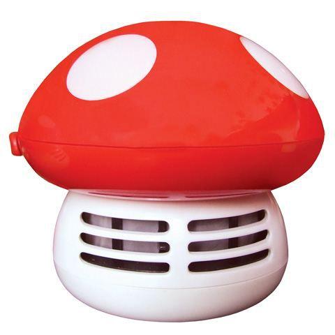 aspirateur de bureau champignon rouge achat vente aspirateur a main cdiscount. Black Bedroom Furniture Sets. Home Design Ideas