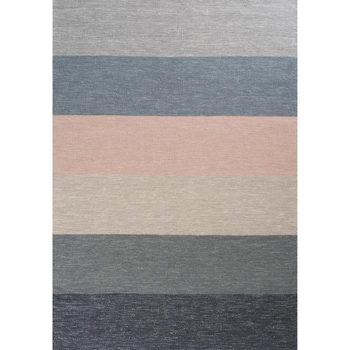 linie design tapis boa multicouleur 200x300 cm achat vente tapis cadeaux de no l cdiscount