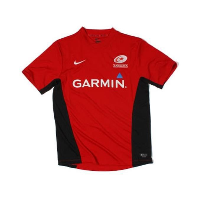 le sport sports collectifs maillot rugby saracens angleterre nike f  mp