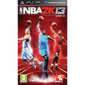 JEU PSP NBA 2K13 / Jeu console PSP