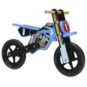 moto en bois achat vente jeux et jouets pas chers. Black Bedroom Furniture Sets. Home Design Ideas