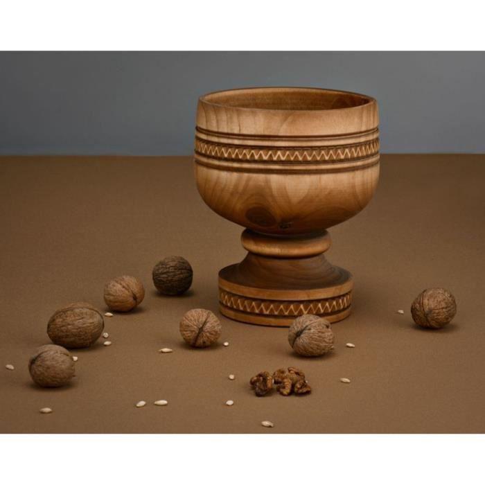 Vase en bois fait main biscuits et bonbons achat vente set accessoire cuisine vase en bois - Maison en biscuit et bonbons ...