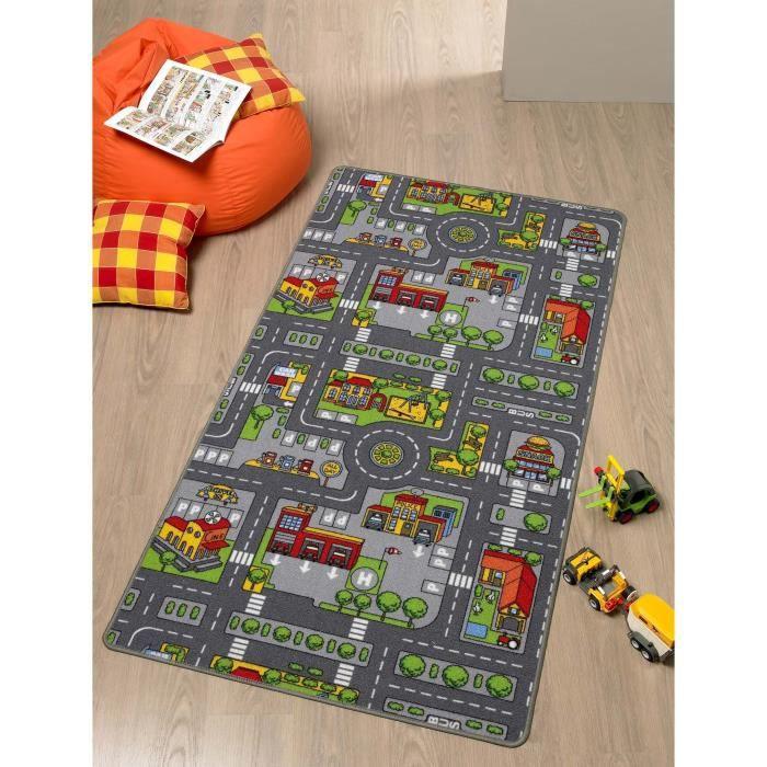 tapis circuit de voiture achat vente jeux et jouets. Black Bedroom Furniture Sets. Home Design Ideas