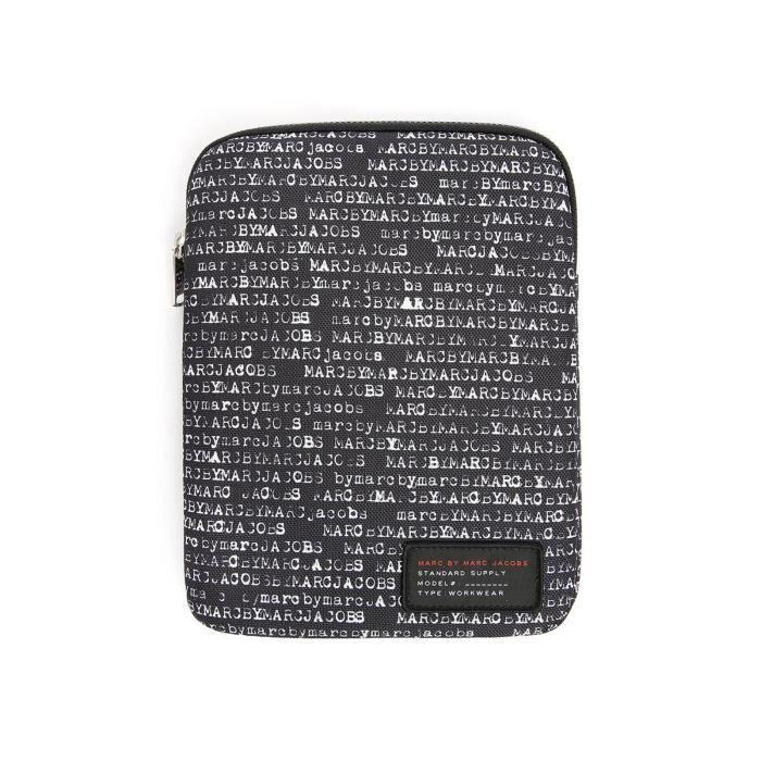 Porte tablette noire tablet case pour homme prix pas for Porte tablette