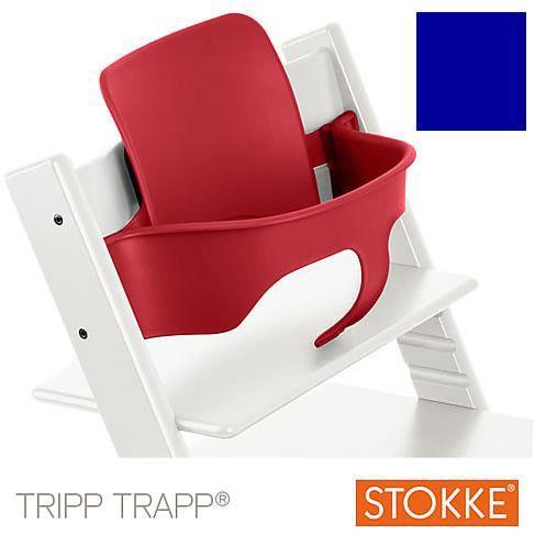 babyset stokke pour tripp trapp dark blue achat vente. Black Bedroom Furniture Sets. Home Design Ideas