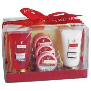 COFFRET CADEAU CORPS Coffret de Bain - Cranberry - Canneberge