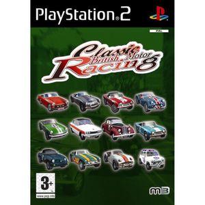 JEU PS2 Classic British Motor Racing