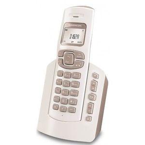 Téléphone fixe Sagemcom D182A Sans Fil Solo Répondeur