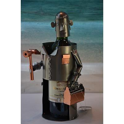 Porte bouteille bricoleur achat vente porte bouteille porte bouteille bri - Porte bouteille alcool ...