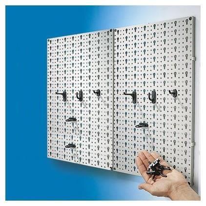 panneaux muraux de rangement achat vente etabli meuble atelier les soldes sur cdiscount. Black Bedroom Furniture Sets. Home Design Ideas