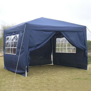 tonnelle pliante camping achat vente pas cher cdiscount. Black Bedroom Furniture Sets. Home Design Ideas
